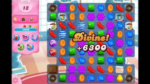 Candy Crush Saga - Level 3129 ☆☆☆