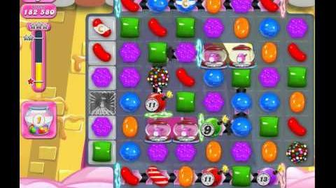Candy Crush Saga - level 1002 (3 star, No boosters)