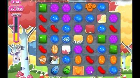 Candy Crush Saga Level 1198