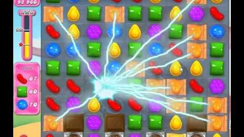 Candy Crush Saga Level 1641 - NO BOOSTERS