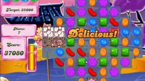Candy Crush Saga Level 1778 NO BOOSTER (3 Stars)
