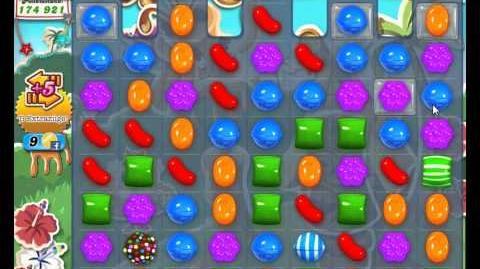 Candy Crush Saga Level 188