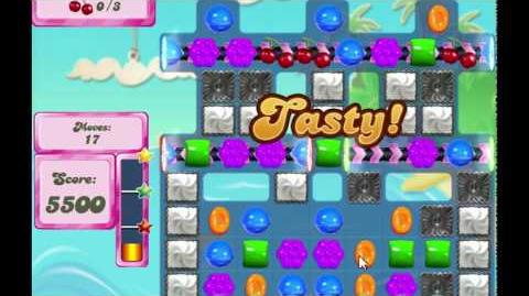 Candy Crush Saga Level 2689 NO BOOSTERS (new version)