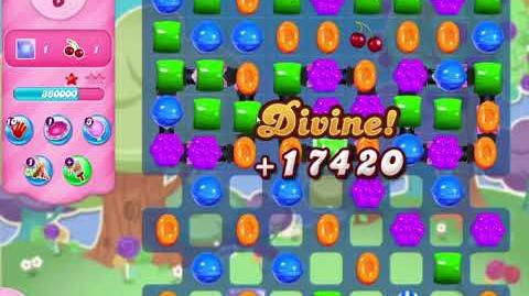 Candy Crush Saga Level 3052 NO BOOSTERS (20 moves)