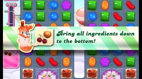 Candy Crush Saga Level 439 walkthrough (no boosters)