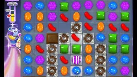 Candy Crush Saga Dreamworld Level 184 (Traumwelt)