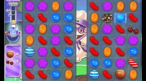 Candy Crush Saga Dreamworld Level 66 (Traumwelt)