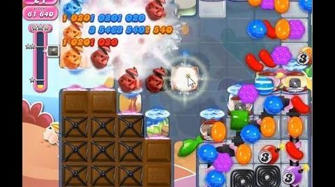 Candy Crush Saga Level 1288 NO BOOSTER