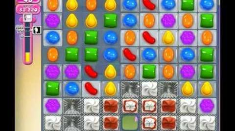 Candy Crush Saga Level 213 Completed