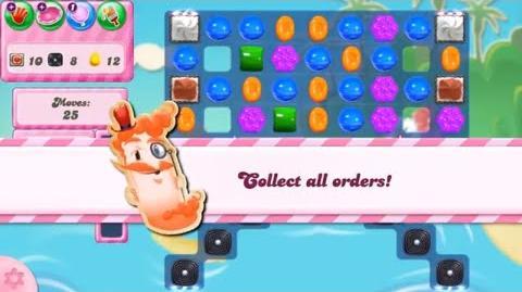 Candy Crush Saga Level 2783 NO BOOSTERS