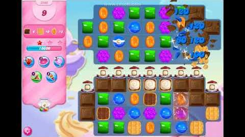 Candy Crush Saga - Level 3508 - No boosters ☆☆☆