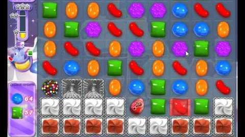 Candy Crush Saga Dreamworld Level 365 (Traumwelt)