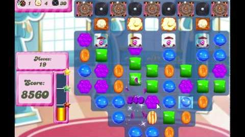 Candy Crush Saga Level 2737 NO BOOSTERS (new version)