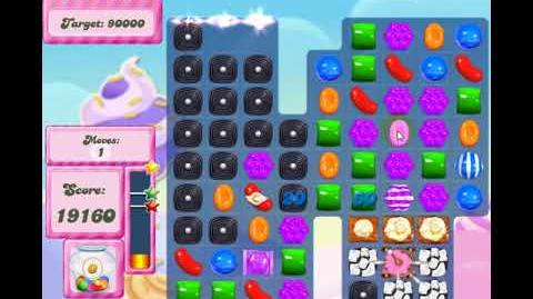 Candy Crush Saga Level 2774 NO BOOSTERS 1star 2700plus Group Redesigned 141017