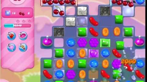 Candy Crush Saga Level 2856 NO BOOSTERS (new version)