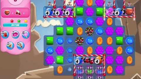 Candy Crush Saga Level 3863 NO BOOSTERS