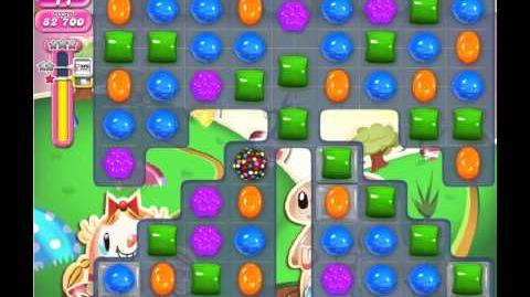 Candy Crush Saga Level 69 - 2 Star - no boosters