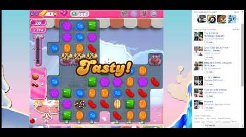 Candy Crush Saga Level 886 ★★★ NO BOOSTER