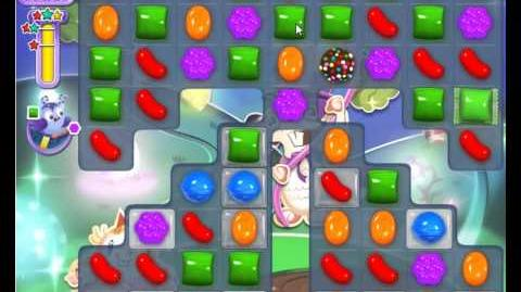 Candy Crush Saga Dreamworld Level 69 (Traumwelt)