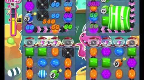 Candy Crush Saga LEVEL 2091 NO BOOSTERS (new version)