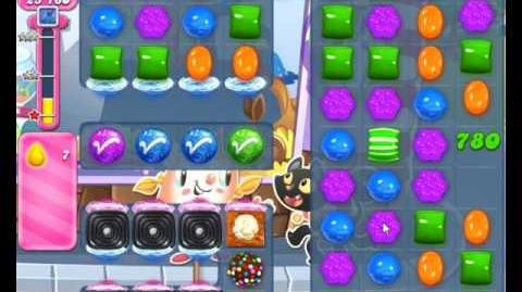 Candy Crush Saga Level 1154 NO BOOSTER (3rd Version)