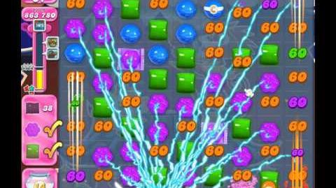 Candy Crush Saga Level 1476 ( New Versions ) No Boosters 3 Stars