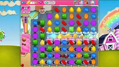 Candy Crush Saga Level 897 No Boosters