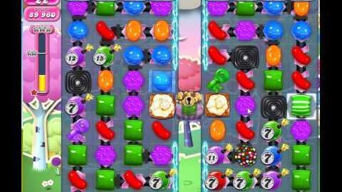 Candy Crush Saga Level 940 No Booster