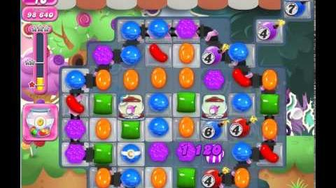 Candy Crush Saga Level 953 (No booster, 3 Stars)