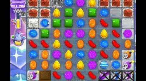 Candy crush level 440 dreamworld part 2 (no booster 3 star)