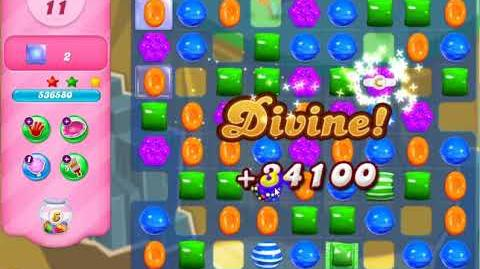 Candy Crush Friends Group Level 2906 NO BOOSTERS 3Stars