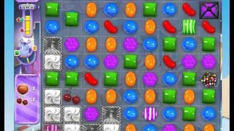 Candy Crush Saga - DreamWorld level 445 (No Boosters)