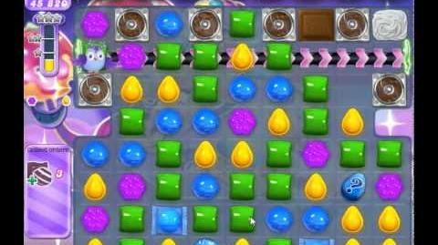 Candy Crush Saga Dreamworld Level 543 (Traumwelt)