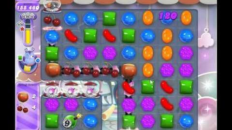 Candy Crush Saga Dreamworld Level 574 (No booster, 3 Stars)