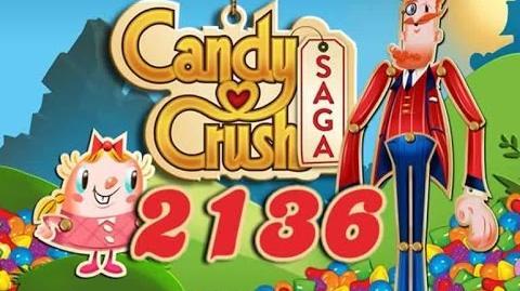 Candy Crush Saga Level 2136