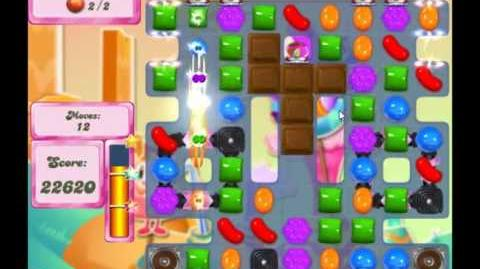Candy Crush Saga Level 2507