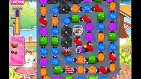 Candy Crush Saga Level 600