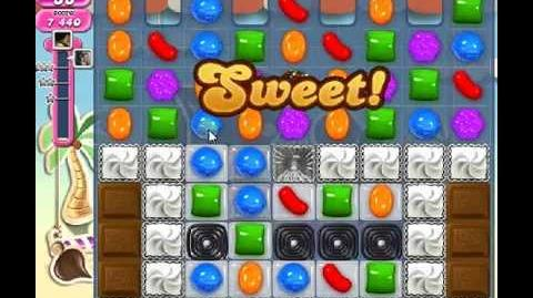 How to beat Candy Crush Saga Level 123 - 3 Stars - No Boosters - 174,306pts