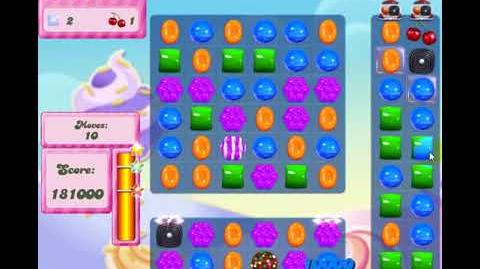 Candy Crush Friends Group Level 2770 NO BOOSTERS 3Star Redesigned 221017