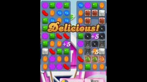 Candy Crush Level 1885 (4th version, 35 seconds)