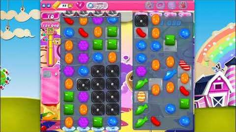 Candy Crush Saga - Level 293 - No boosters ☆☆☆ Top Score