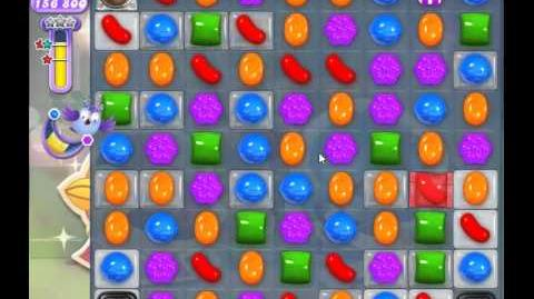 Candy Crush Saga Dreamworld Level 526 (Traumwelt)