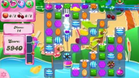 Candy Crush Saga LEVEL 2412 NO BOOSTERS (27 moves)