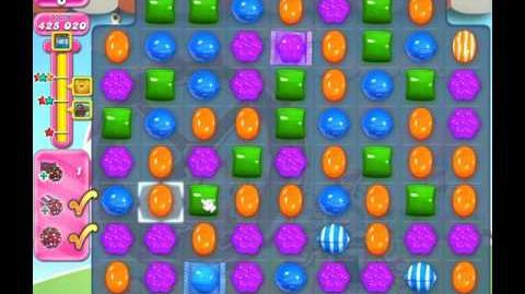 Candy Crush Saga Level 1775 ( New with 20 Moves and 4 Candy Colours ) No Boosters 3 Stars