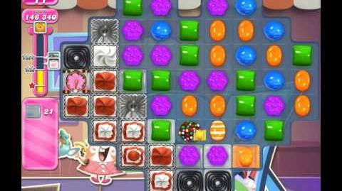 Candy Crush Saga Level 1978 ( New with Fewer Icings ) No Boosters 3 Stars