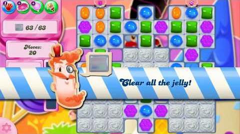 Candy Crush Saga Level 2550