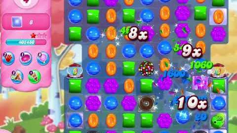 Candy Crush Saga Level 3036 NO BOOSTERS