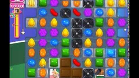 Candy Crush Saga Level 410 3 stars NO BOOSTERS