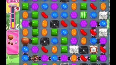 Candy Crush Saga Level 802