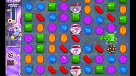 Candy Crush Level 301 (Dreamworld) Odus